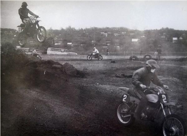 Очередной этап гонки, который проходил в Киреевске.