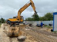 Централизованная канализация и чистая питьевая вода: в Туле проводят ремонт сети водоснабжения, Фото: 17