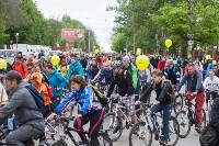 В Туле прошел большой велопарад, Фото: 179