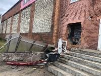 В Туле самосвал проломил стену супермаркета, Фото: 4