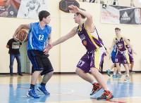 Первенство Тулы по баскетболу среди школьных команд, Фото: 15
