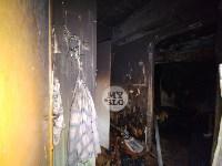 В пятиэтажке на ул. Маршала Жукова в Туле сгорела квартира, Фото: 14