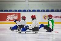 """Детская следж-хоккейная команда """"Тропик"""", Фото: 47"""