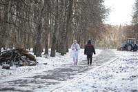 Центральный парк культуры и отдыха им. Белоусова. Декабрь 2013, Фото: 12