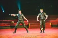 Братья Калашниковы на международном цирковом фестивале в Риме, Фото: 12