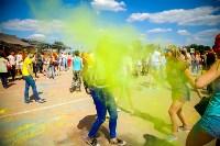 В Туле прошел фестиваль красок и летнего настроения, Фото: 127