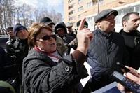 Собрание жителей в защиту Березовой рощи. 5 апреля 2014 год, Фото: 30