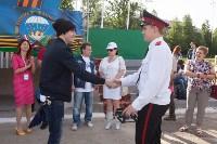Звёзды Первого канала устроили концерт в военной части, Фото: 23