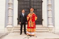 Вручение медали Груздеву митрополитом. 28.07.2015, Фото: 51