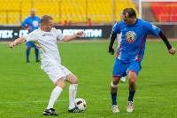 Игра легенд российского и тульского футбола, Фото: 76