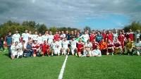 Футбольный матч в День города, Фото: 4