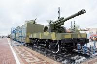 На Московском вокзале установили памятник защитникам Тулы, Фото: 4