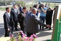 Губернатор в Лазаревском, Фото: 2