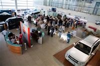 «Автокласс» представил новый Mitsubishi Outlander на празднике «Фудзияма», Фото: 7