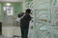 В Мясново развернули дополнительный коронавирусный госпиталь , Фото: 8