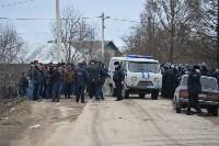 Бунт в цыганском поселении в Плеханово, Фото: 12