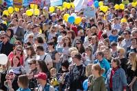 1 мая в Туле прошло шествие профсоюзов, Фото: 50
