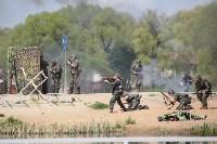Реконструкция сражения на Эльбе. 9 мая 2016 года, Фото: 38