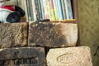 Туляк коллекционирует кирпичи, Фото: 23