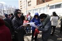 Собрание жителей в защиту Березовой рощи. 5 апреля 2014 год, Фото: 42