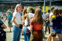В Туле прошел фестиваль красок и летнего настроения, Фото: 108