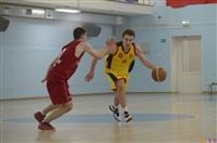 БК «Тула» дважды уступил баскетболистам Ярославля, Фото: 9