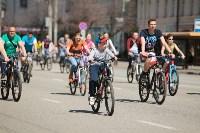 В семейном велопараде приняли участие сотни туляков , Фото: 51