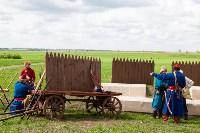 На Куликовом поле представили историю Засечной черты России, Фото: 46
