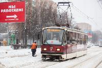 Последствия снежного циклона в Туле, Фото: 10