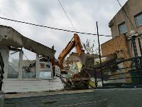 Снос незаконных павильонов в Заречье, Фото: 19