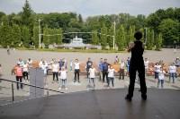 Фитнес-зарядка в парке, Фото: 19