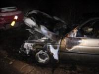 Возгорание автомобилей в Тульской области в ночь на 28 сентября, Фото: 3