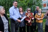 В Туле победители конкурса дворов получили сертификаты , Фото: 11