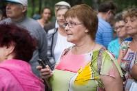 Собрание жителей по поводу благоустройства березовой рощи, Фото: 7