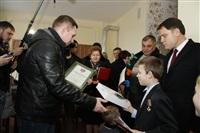 Встреча Владимира Груздева с семьей Котогаровых, Фото: 6