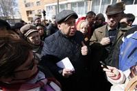 Собрание жителей в защиту Березовой рощи. 5 апреля 2014 год, Фото: 40