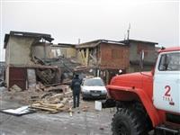 Взрыв баллона с газом на Алексинском шоссе. 26 декабря 2013, Фото: 6