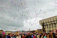 Тульских первокурсников посвятили в студенты, Фото: 50