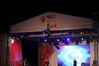 Этафета олимпийского огня. Площадь Ленина, Фото: 33