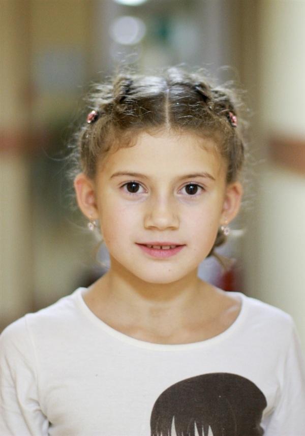 Соколова Ангелина 9 лет
