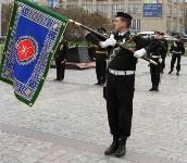Вручение Знамени ФССП России тульскому Управлению, Фото: 10