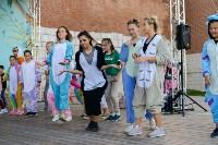 На тульском «Газоне» прошла пижамная вечеринка, Фото: 57