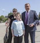 Алексей Дюмин поздравил жителей Новомосковска с Днем города, Фото: 5