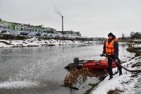 Учения спасателей на набережной Дрейера. 3 марта 2016 года, Фото: 12