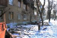 Взрыв газа в Новомосковске. , Фото: 12
