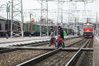 Встреча Валерия Гергиева на Московском вокзале в Туле, Фото: 2