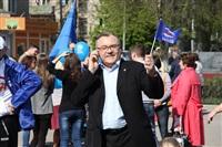 Тульская Федерация профсоюзов провела митинг и первомайское шествие. 1.05.2014, Фото: 38