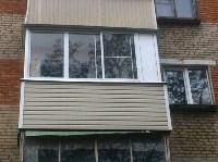 Новый балкон и тёплые окна осенью, Фото: 2