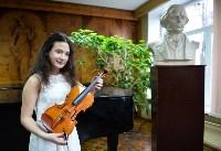 Юная скрипачка Екатерина Щадилова, Фото: 6