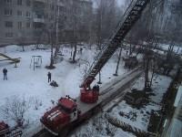 Пожарные спасли семь человек в Щекино. 9 марта 2016 , Фото: 4